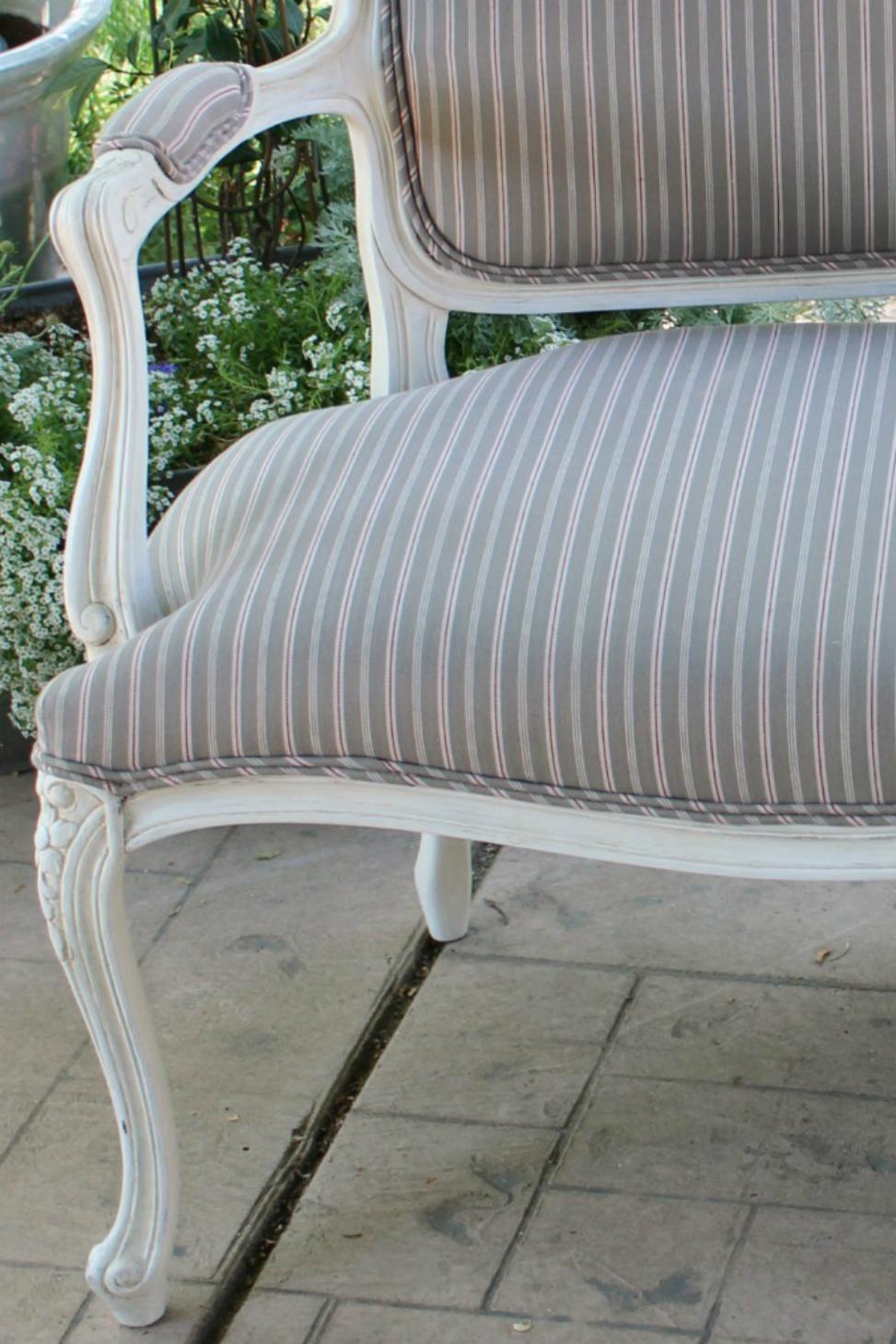 Vintage Wedding Rental - Love Seat - Settee