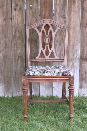 Medallion Chair   RENT FOR $15    MORE DETAILS & PICS...