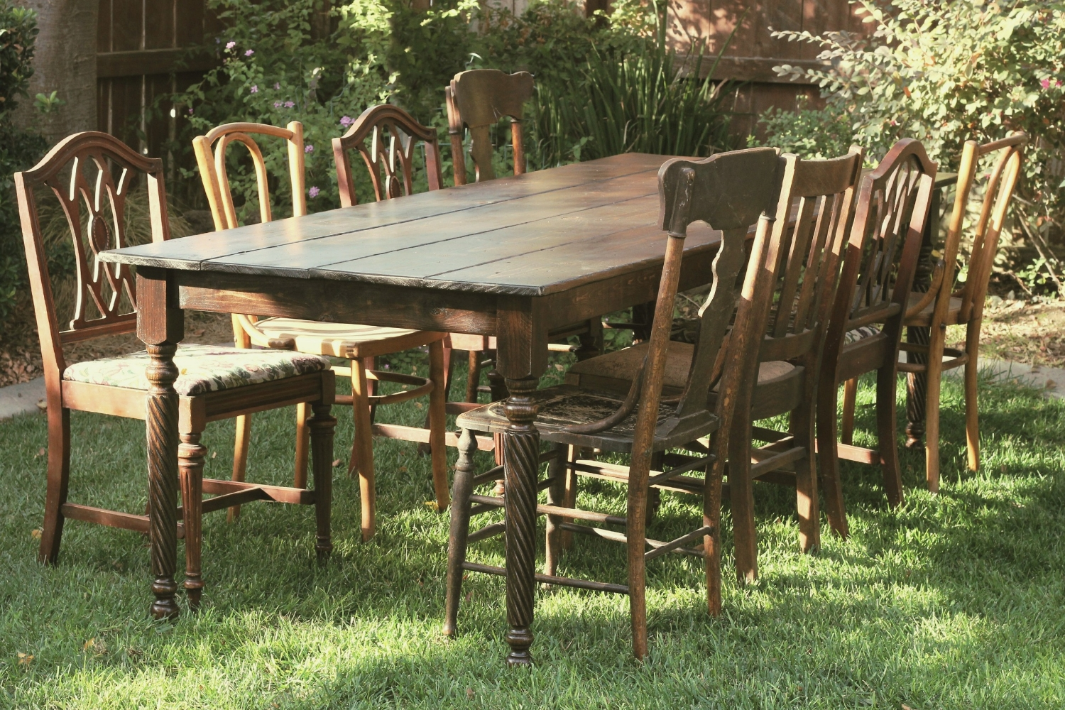 Farm Table and Chairs-Vintage.jpg