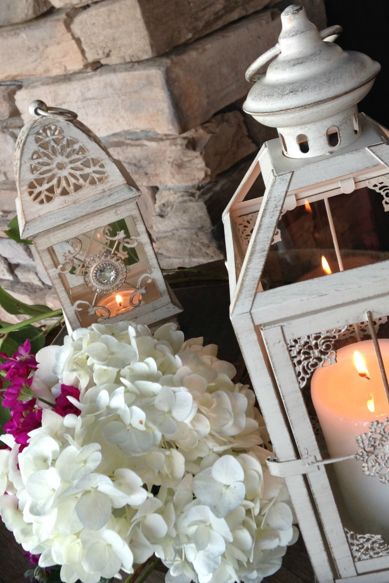 Wedding decor - Lanterns