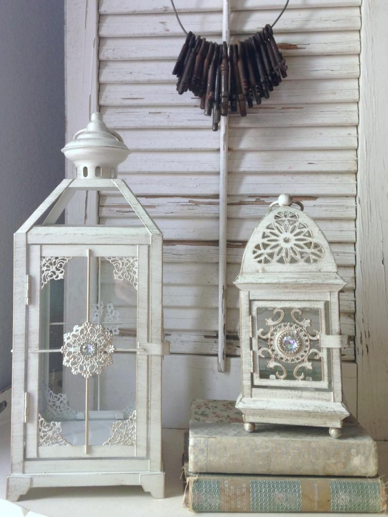 Romantic Candle Lanterns - Wedding Rentals