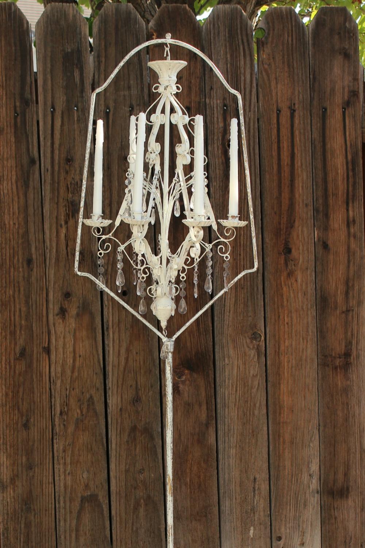 wedding chandelier rental