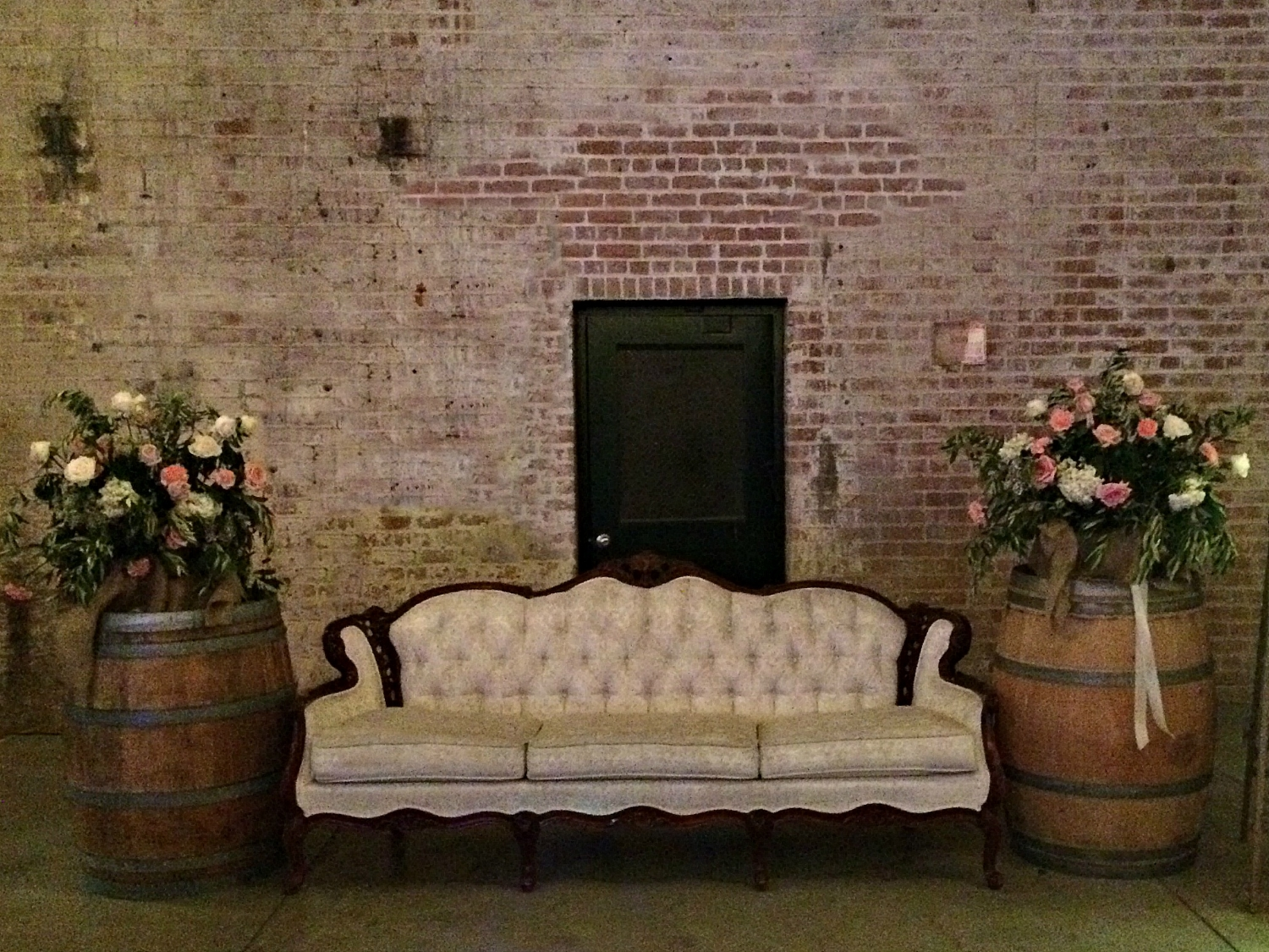 Old Sugar Mill Wedding Vintage