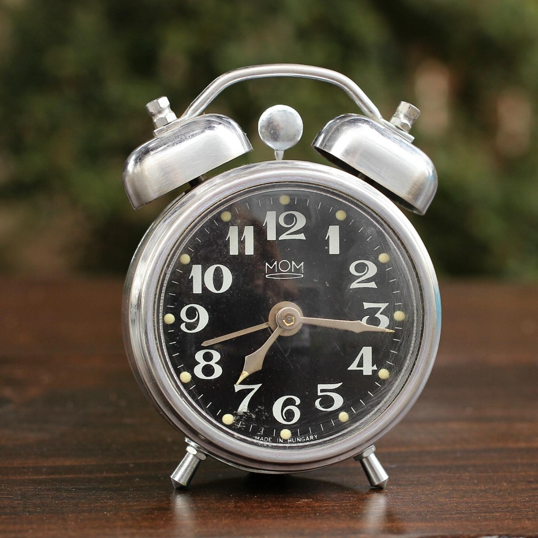 Mini M.O.M Silver Alarm Clock-Crop.jpg
