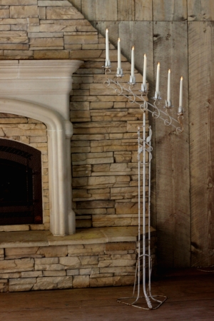 "Standing Floor Candelabra - ""CRISTOBAL""   RENT FOR $50/pair    MORE DETAILS & PICS..."
