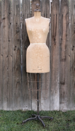 Dress Form Mannequin - $50    MORE DETAILS & PICS...