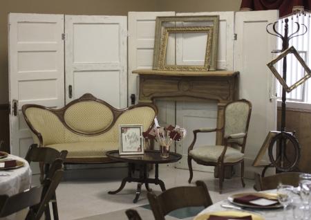 5 Door Altar (all solid panel doors) - $250    MORE DETAILS & PICS...