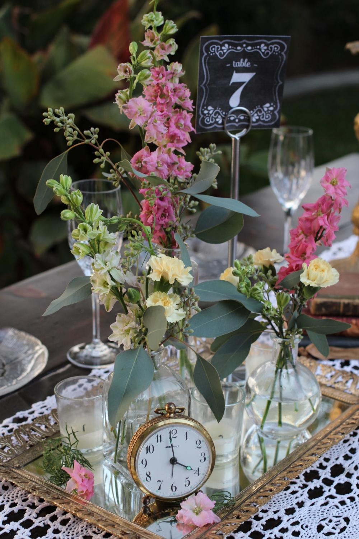 Wedding Table number Holder