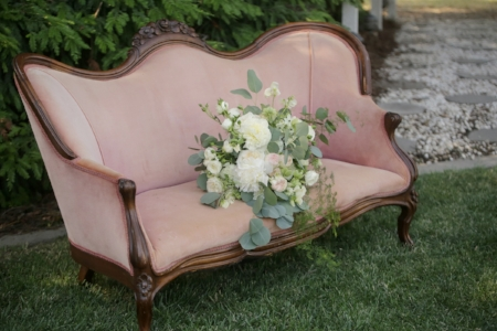 "Settee - ""Sybil"" RENT FOR $125    MORE DETAILS & PICS   ..."