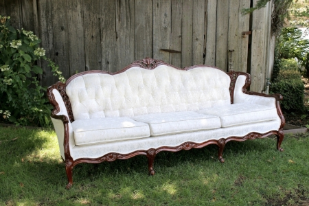 "Sofa - ""Cora"" 8ft long   RENT FOR $175    MORE DETAILS & PICS..."