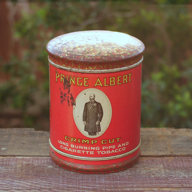 Vintage Tobacco Tin - Prince Albert