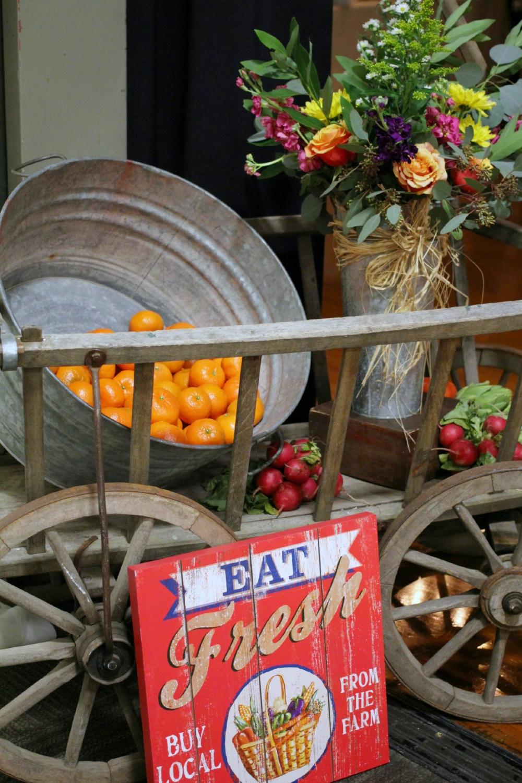 Vintage Farm-to-Table