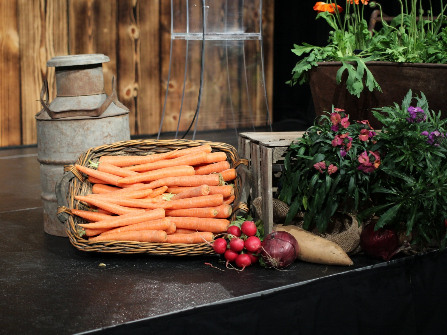 Vintage Farm-to-Table Event
