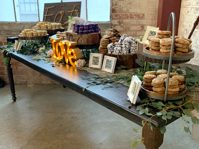Old Sugar Mill Wedding - Dessert Table