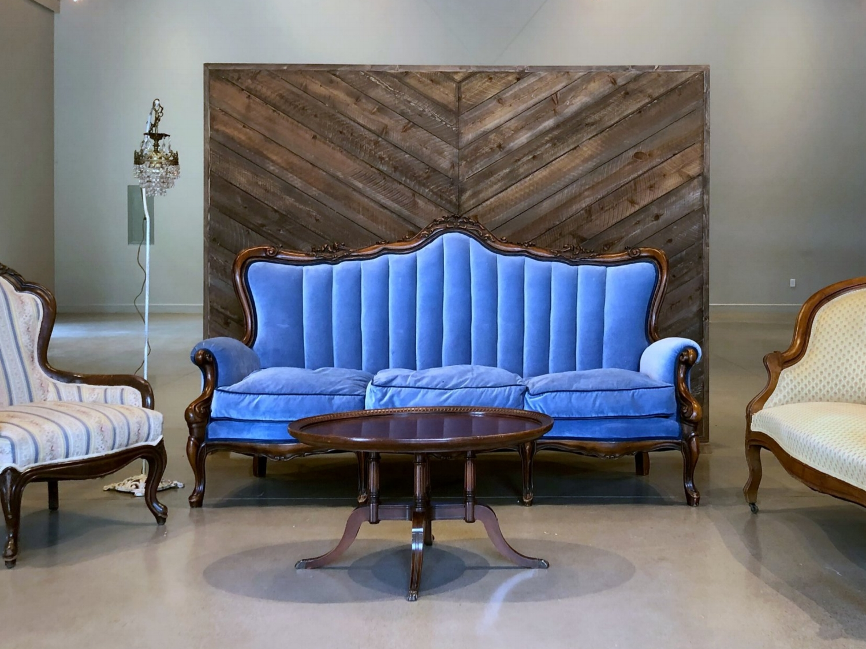 Pageo Lavender Farm Wedding - Vintage Lounge