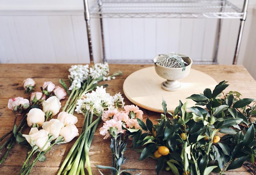 Floral Ingredients // Oh Floral Studio