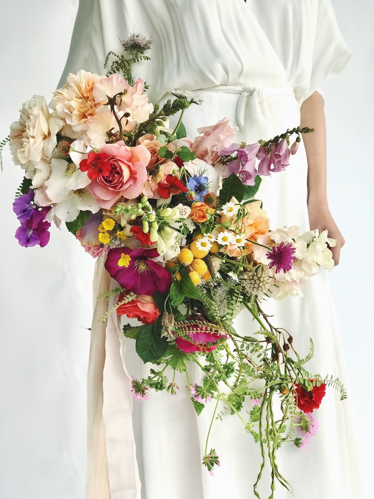 Oh Flora Studio | Rainbow Bouquet.jpg