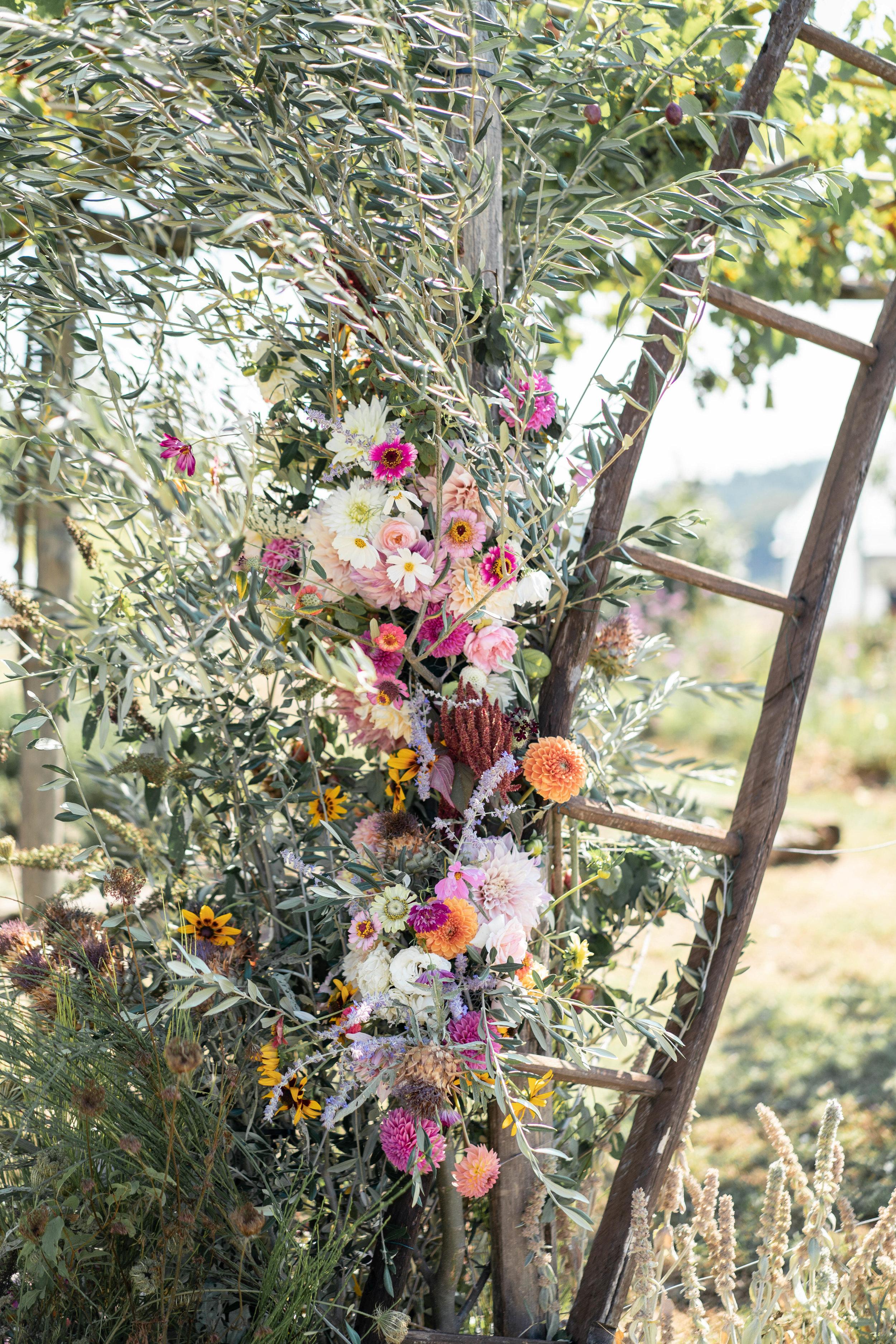 Oh Flora Destination Workshop - Sydney Based Florist and Event Designer