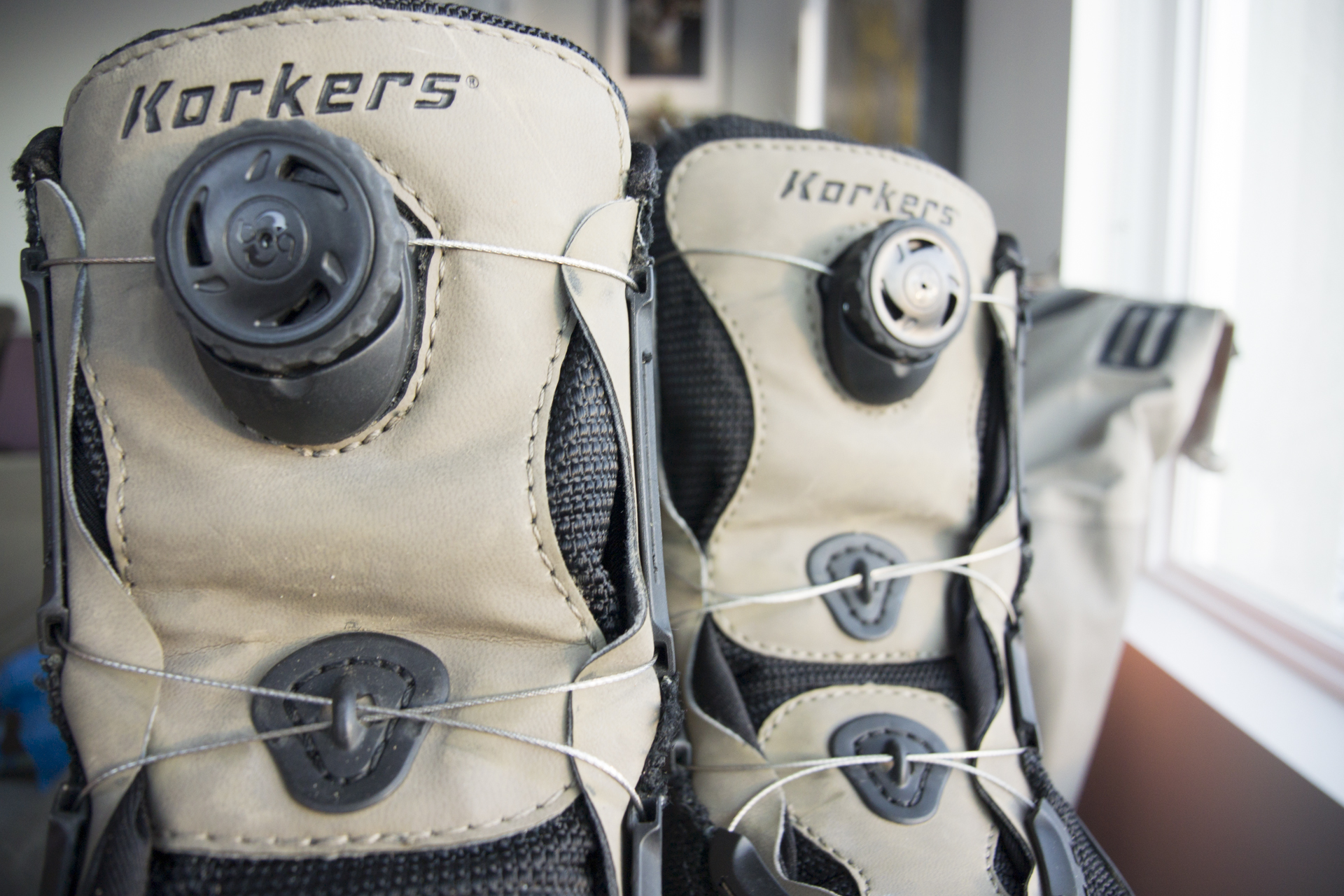 Korkers Newest Boot for 2014