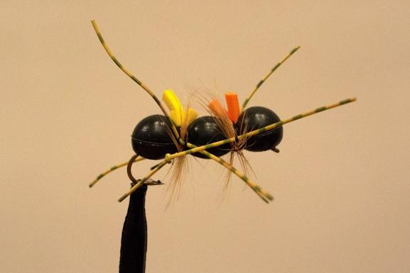 "Chernobyl style ""Ant"" using a Thingamabody"