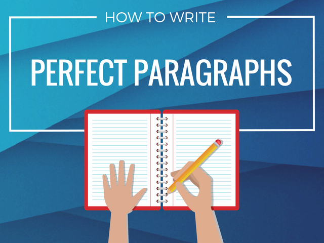 How To Write Perfect Paragraphs — Literacy Ideas