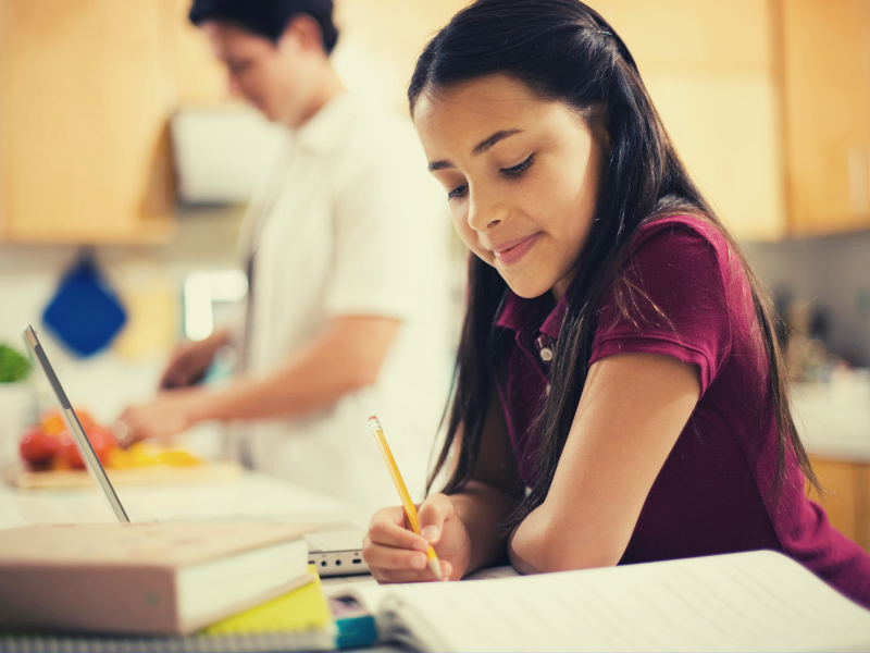 READING AND WRITING HOMEWORK DOESN't HAVE TO BE A BATTLE