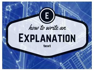 how_to_write_an_explanation