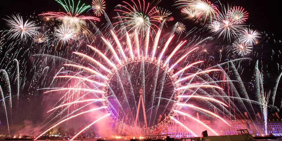 discover how new years eve plays out around the globe