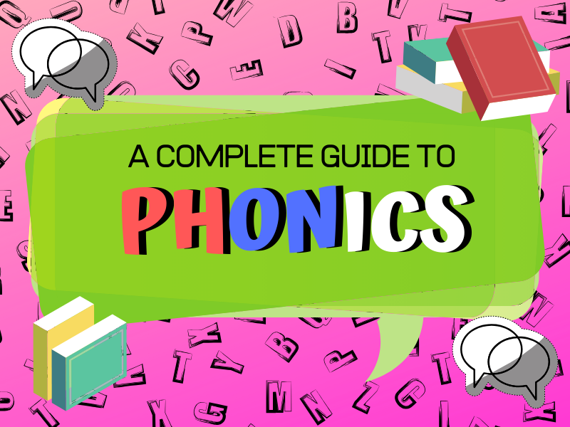 A Guide To Teaching Phonics With Activities Literacy Ideas
