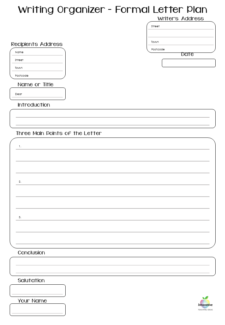 Formal Letter Template For Students from images.squarespace-cdn.com