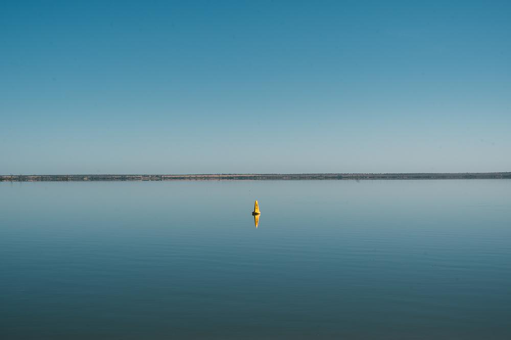 Lake Bonny, Barmera South Australia. April 2015