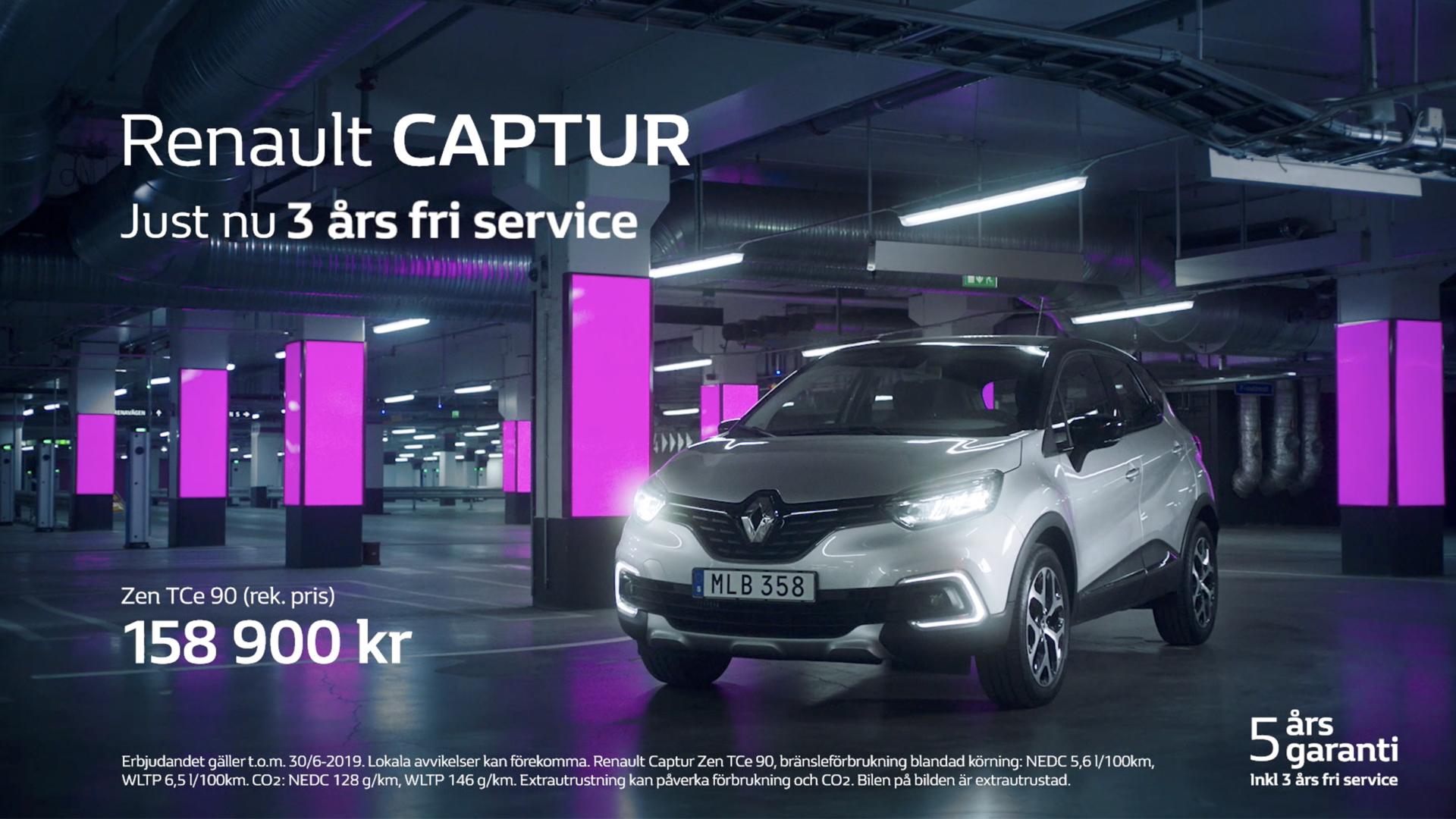 Renault - TVC & Webb