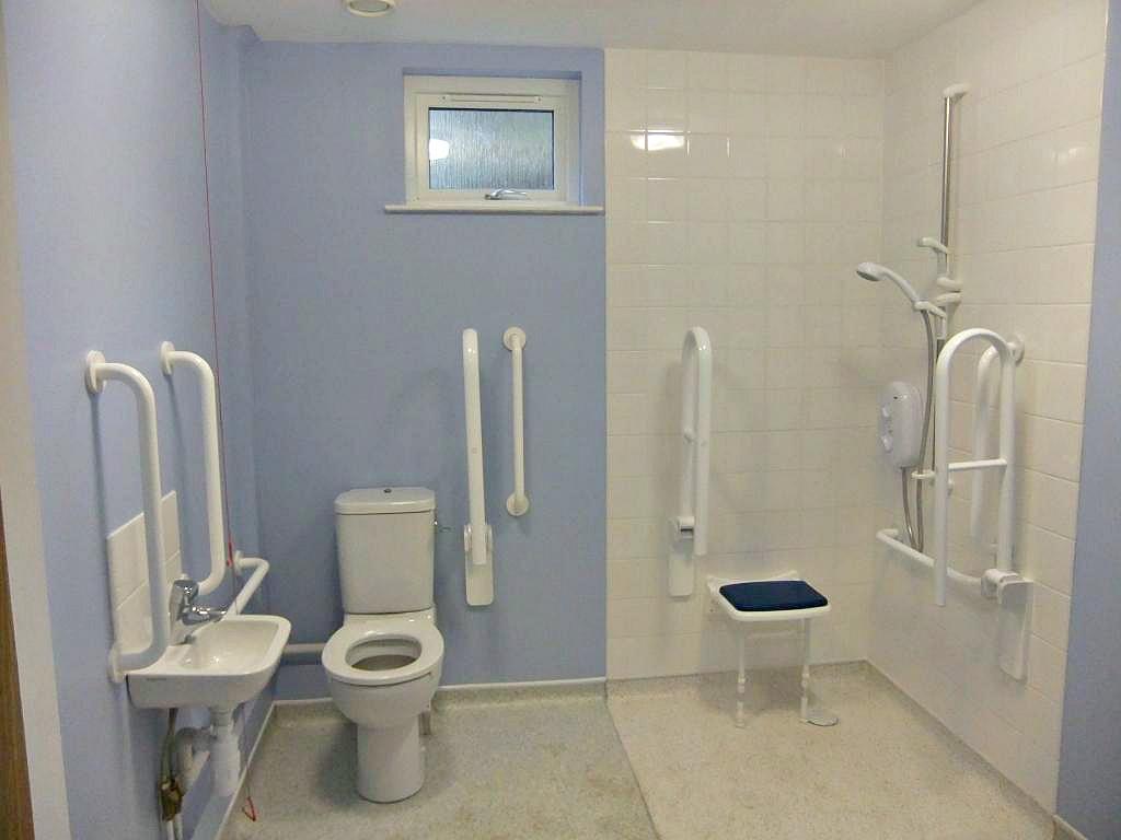 A Full WC