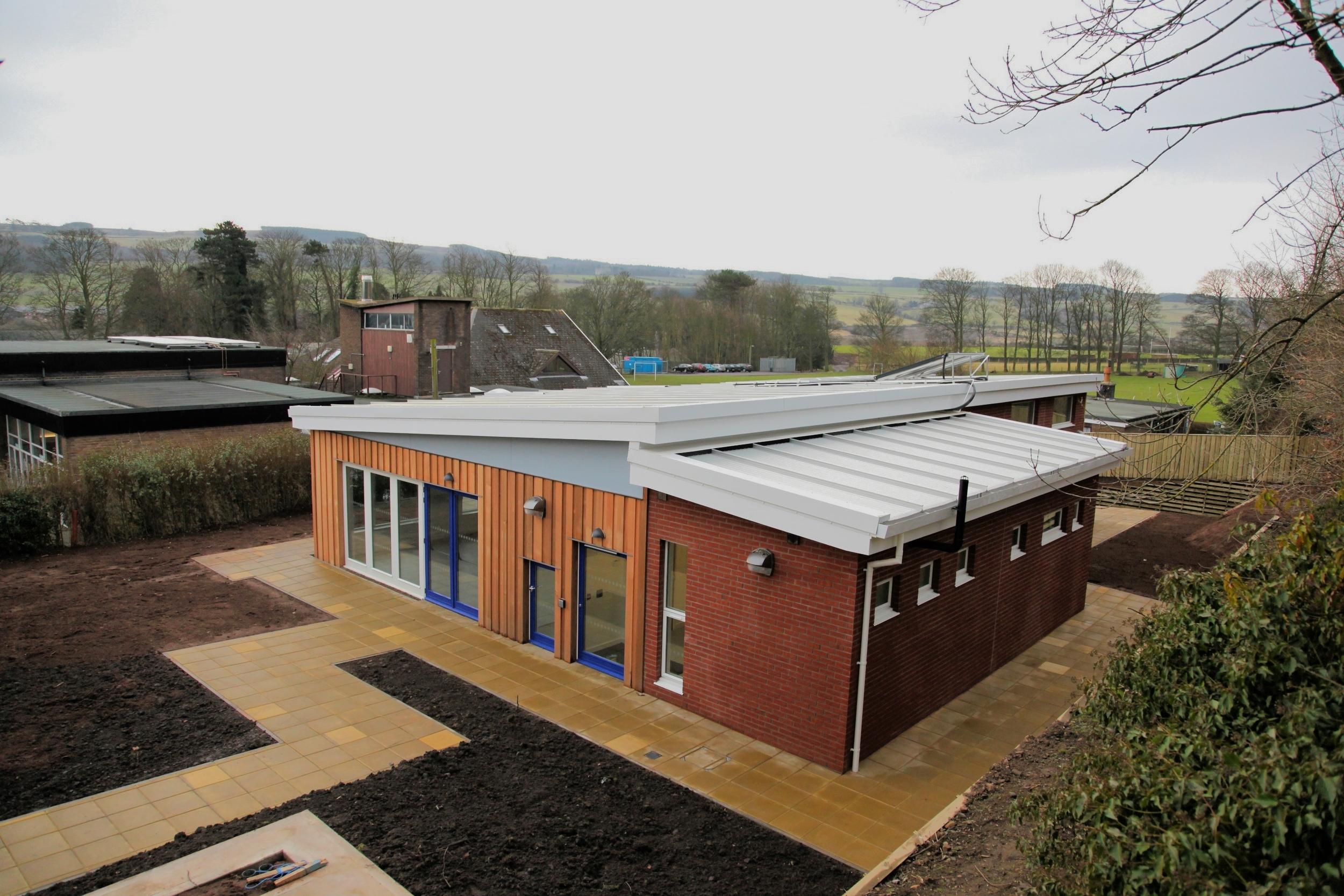 First Zero Carbon School Building 2010