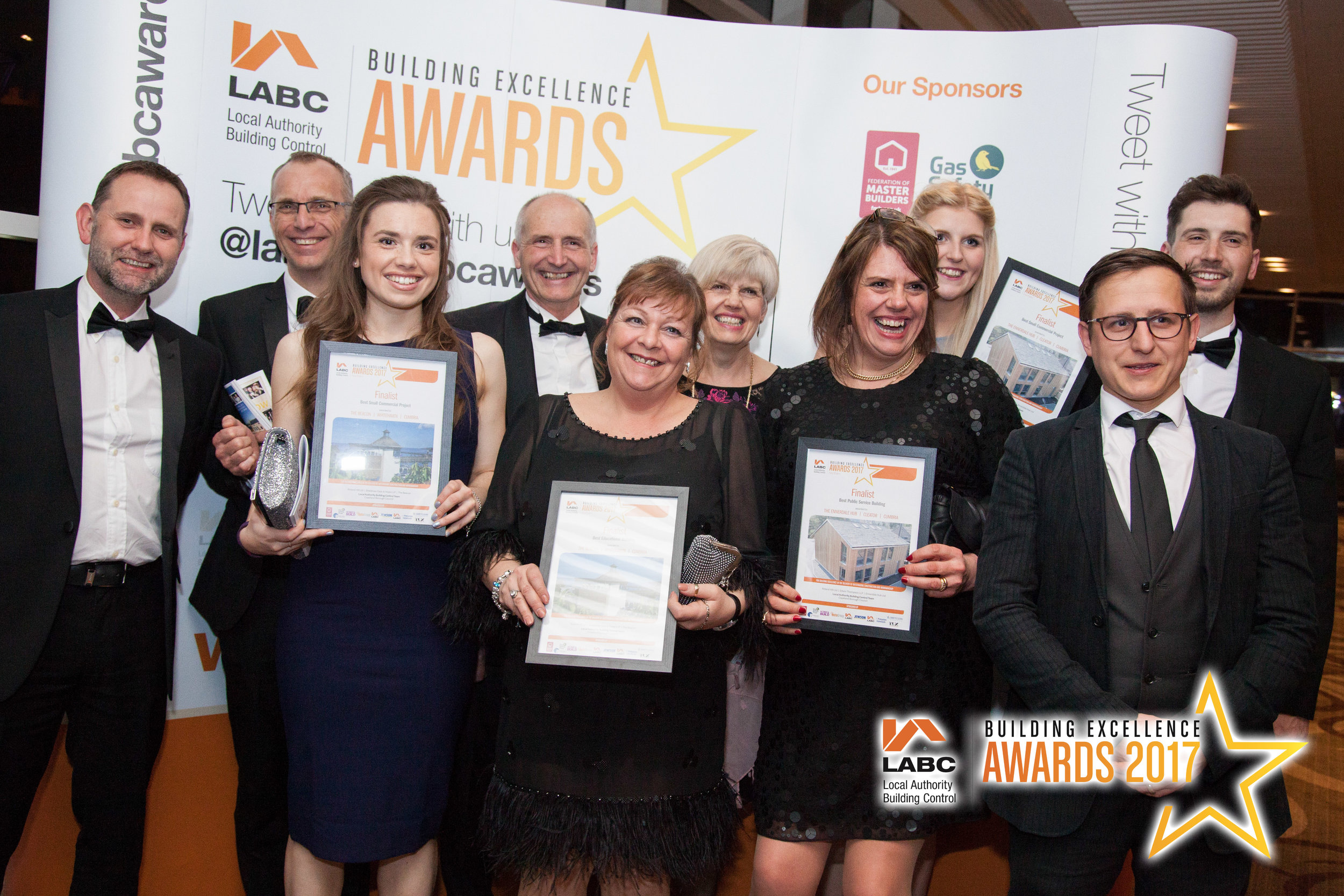 LABC Building Excellence Awards 2017 Northern