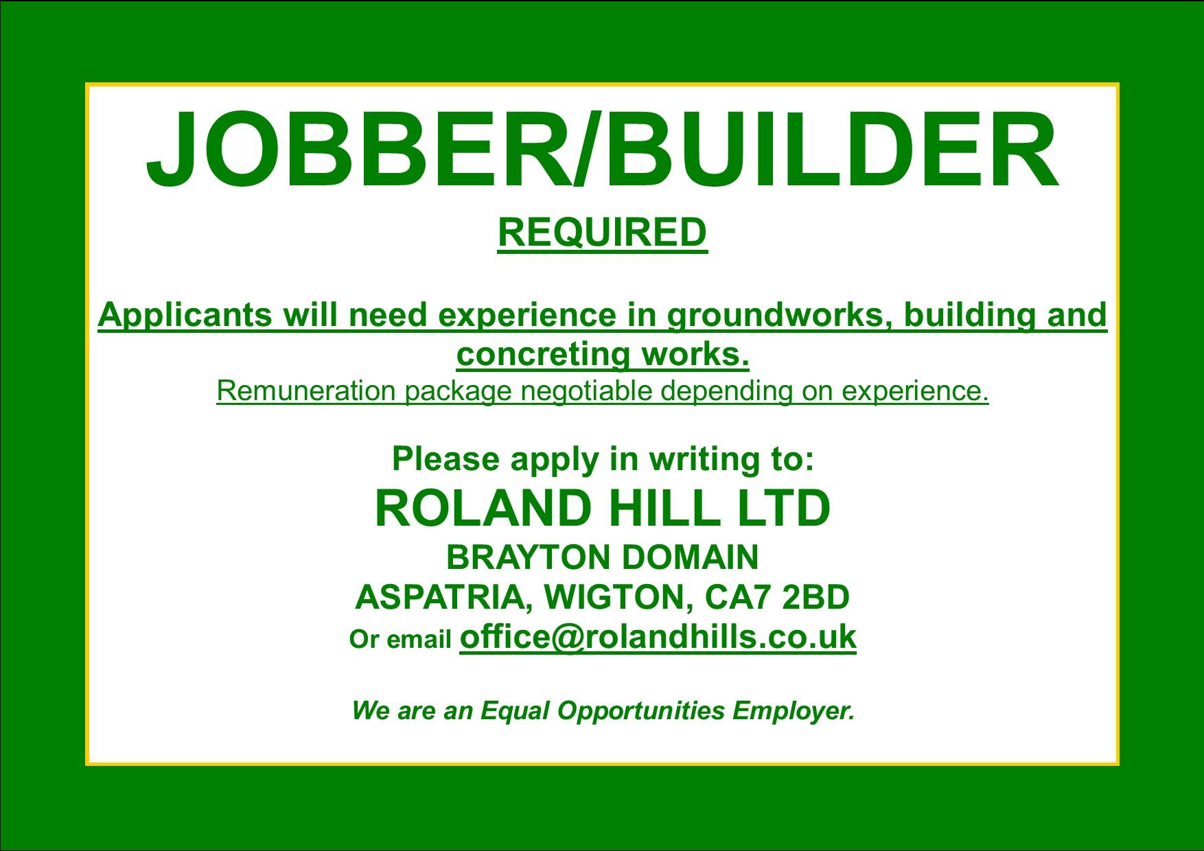 Advert - Jobber-Builder 22 January 2018.jpg