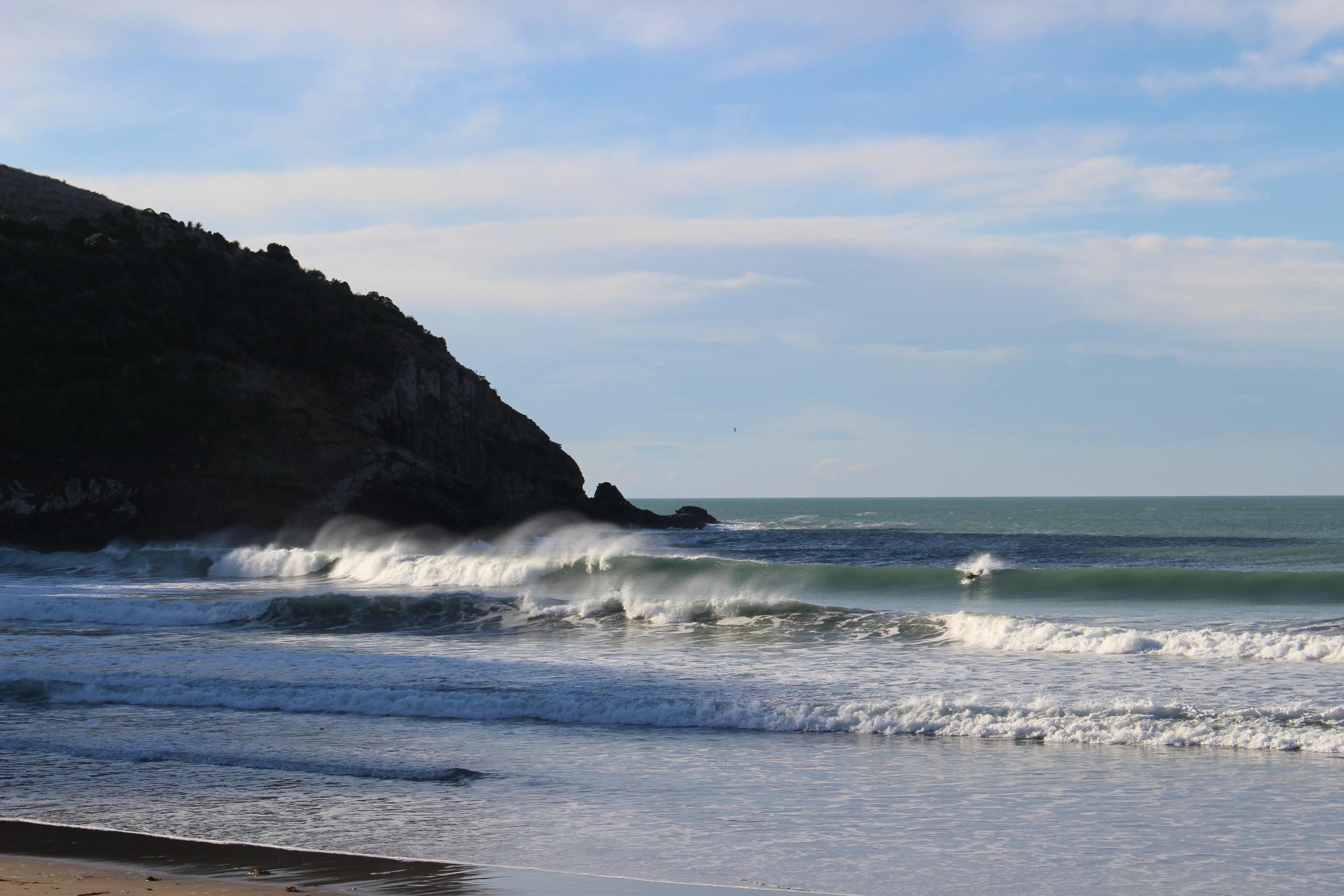 Taylor's Mistake Beach, Christchurch