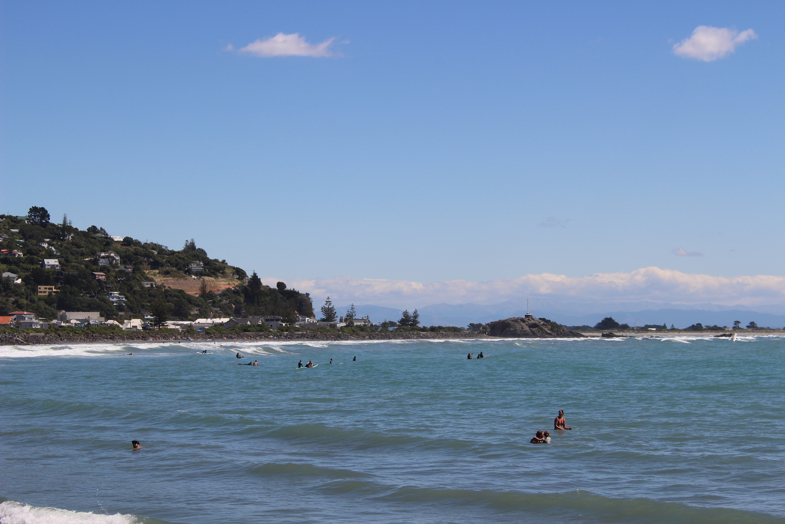 Sumner Beach, Christchurch photo by Sunstone