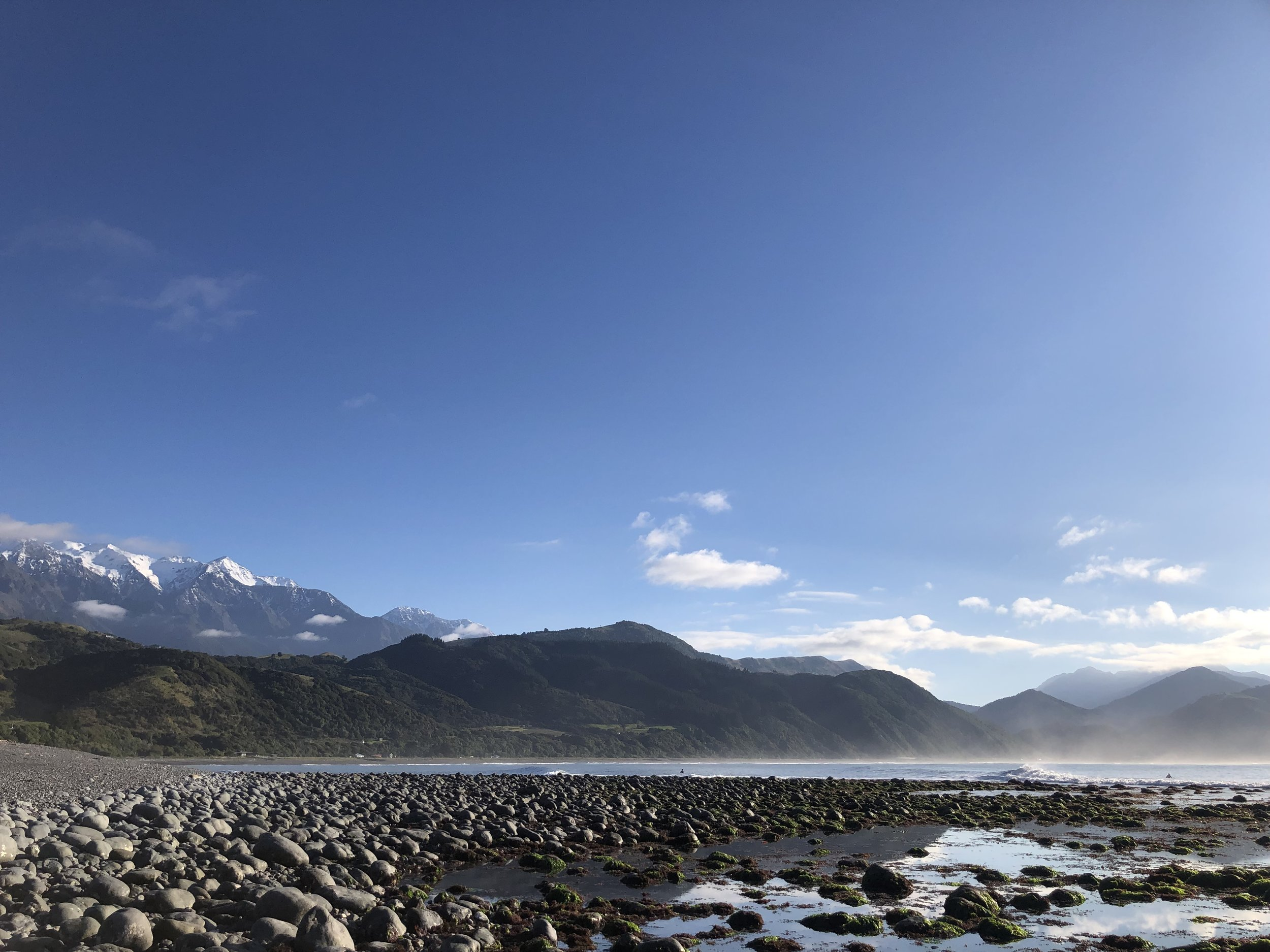 Kaikoura photo by Sunstone
