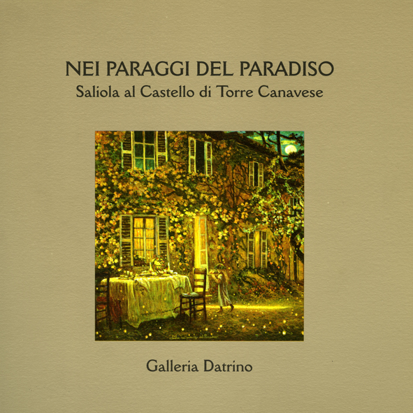 """Antonio Saliola : Neighborhood Paradise""   Artist Catalogue, Melampo Productions, Bologna 2008"