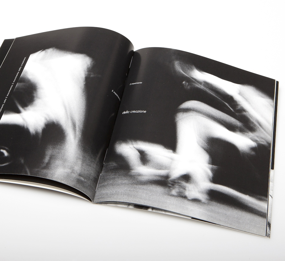 """Danae""  Stage Photography Catalogue, City of Milan, Young Projects Editions, 1998"