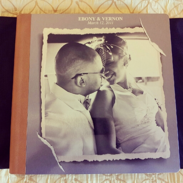 an example of one of the fine hand crafted albums that I suggest to all of my brides.