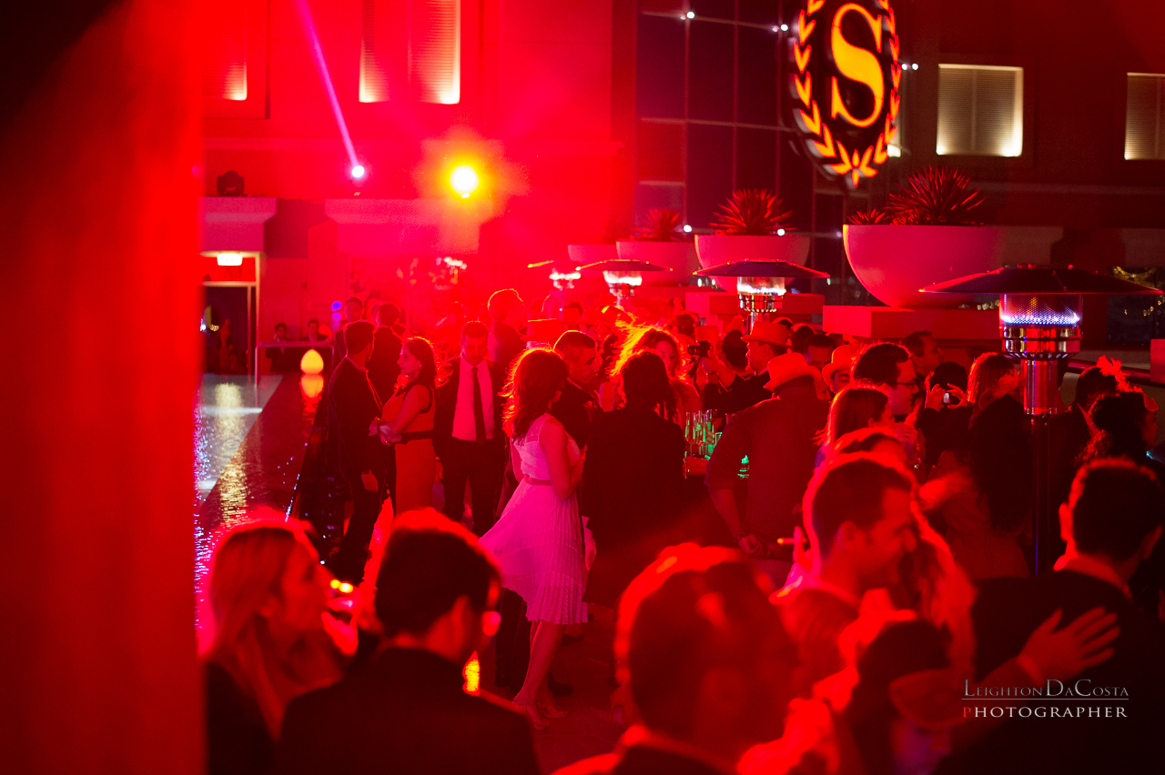 Rooftop Party at the Sheraton Dubai Mall of the Emirates