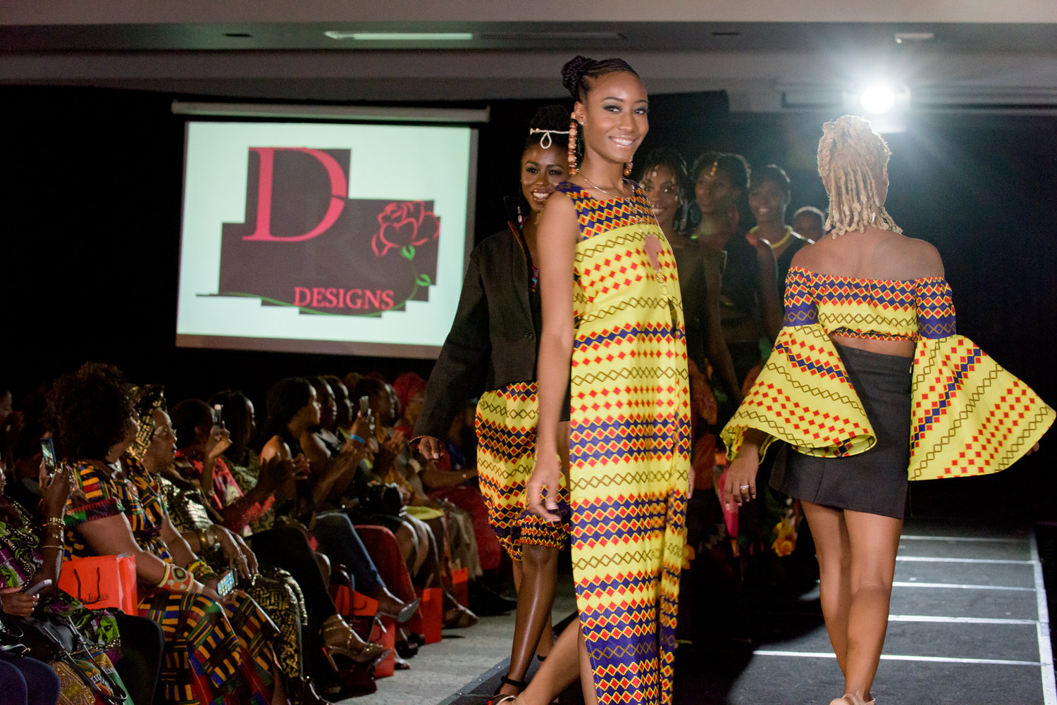 Fbf Ankara Miami Fashion Week 2018 Deborah Rose Designs Leighton Dacosta Miami Fashion Photographer Leighton Dacosta Photographer