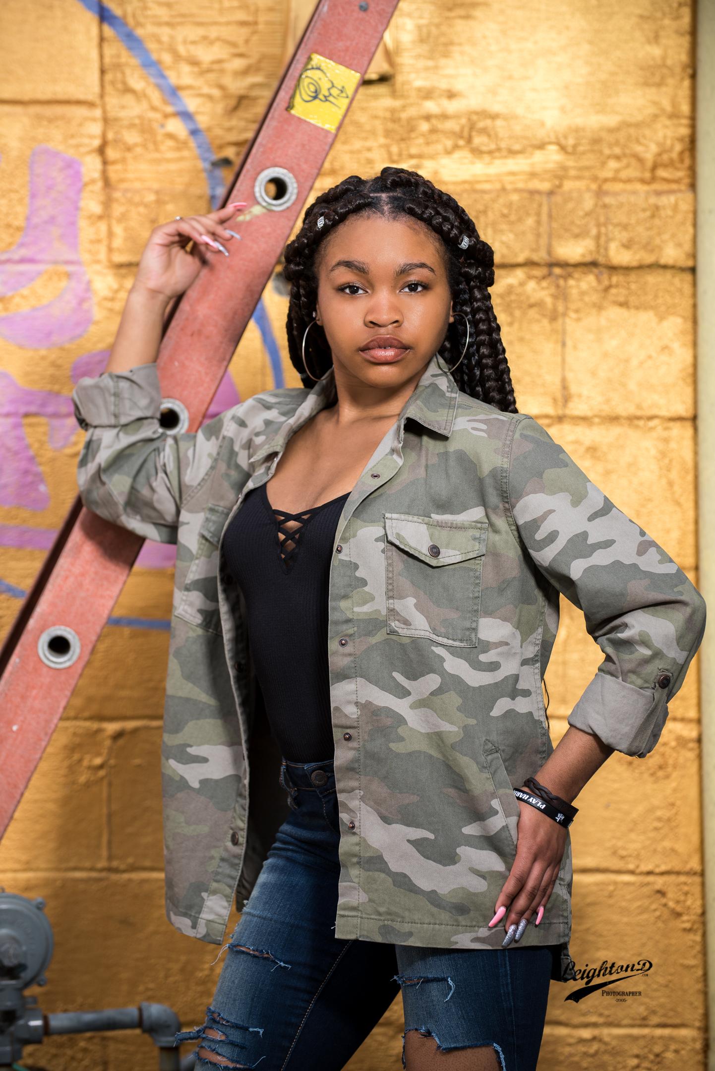 Model: Karmen F.