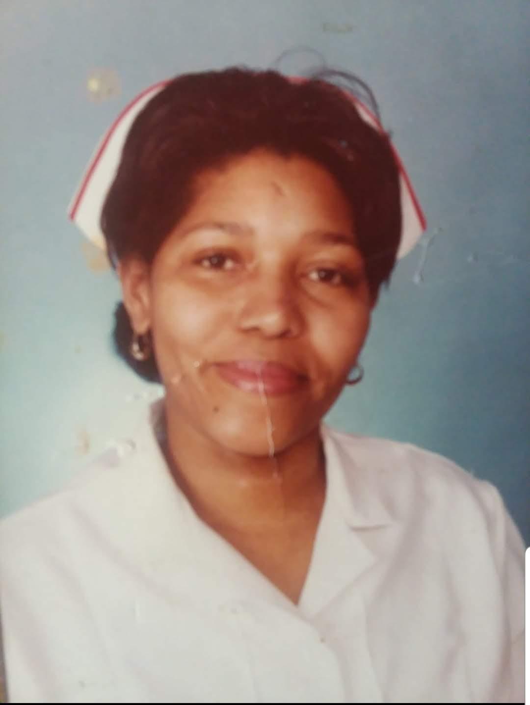 My mom, circa 1983
