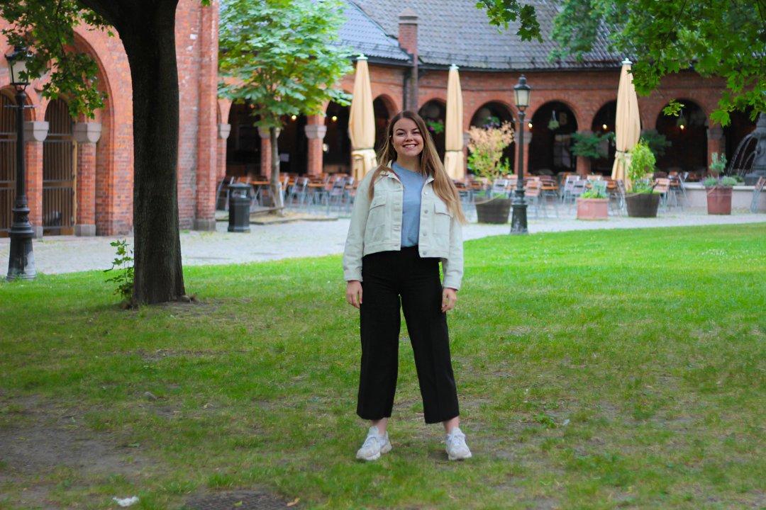 På bildet: Ingrid Alte Westman