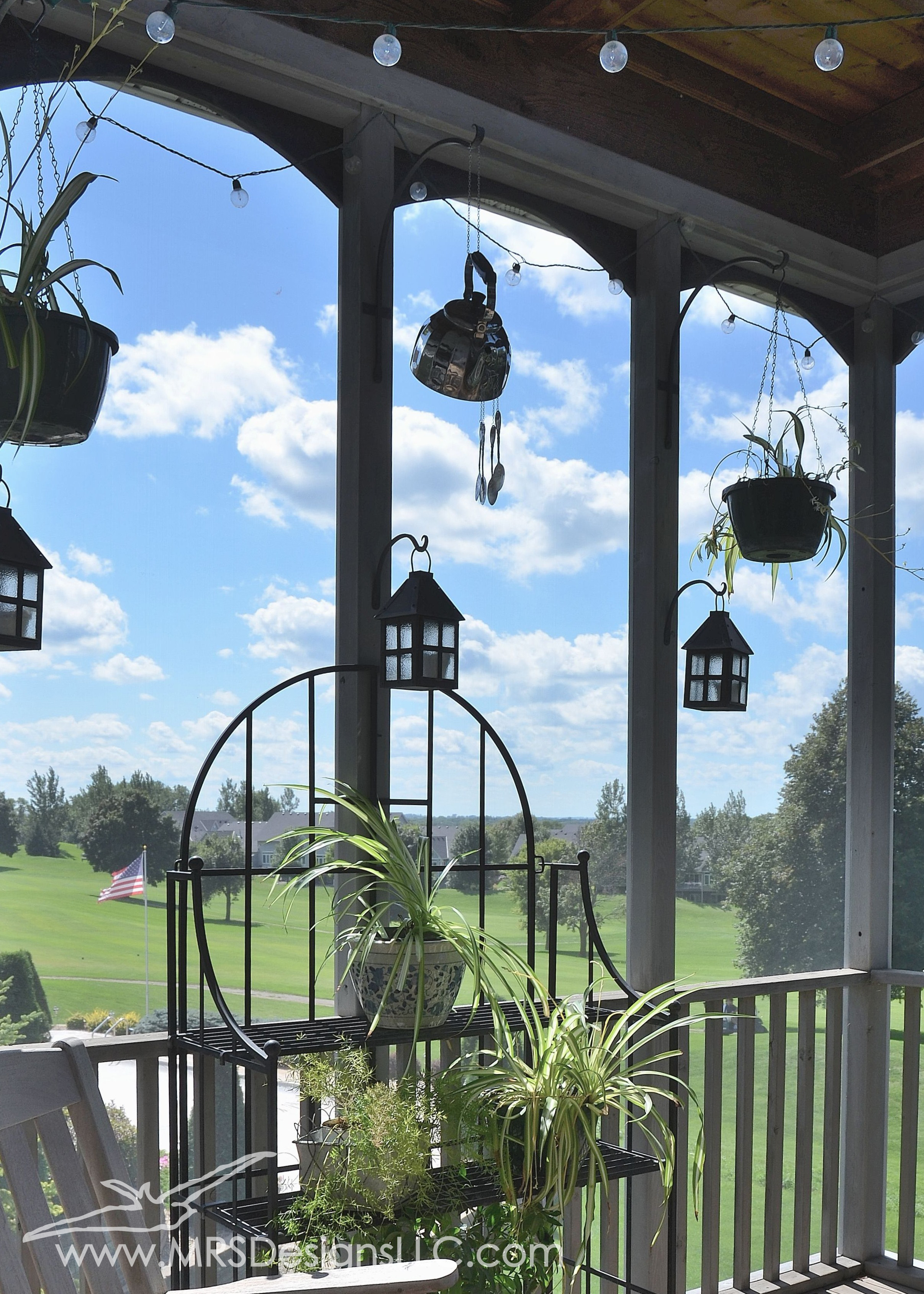 MRS Designs - DYI Wind Chime