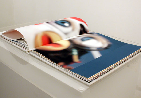 The Codex of Reflection Loop   (2001) limited edition artist's book private collection