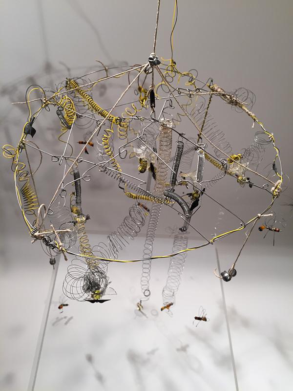 Kinetic Study of Bees, 2014
